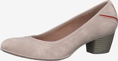 s.Oliver Sportliche Ballerinas in rosé, Produktansicht