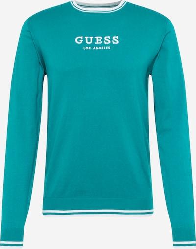 GUESS Sweter 'AARON' w kolorze miętowym, Podgląd produktu