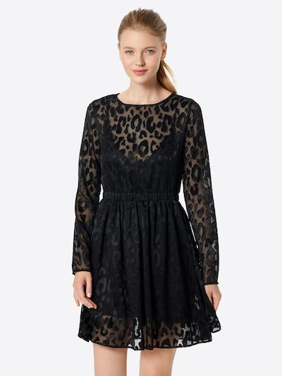 tigha Kleid 'Chandi Leo' in schwarz, Modelansicht