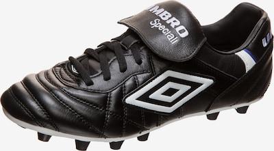 UMBRO Fußballschuh 'Speciali 98 Pro' in schwarz / weiß, Produktansicht