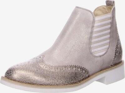 Paul Green Stiefel in silber / weiß, Produktansicht