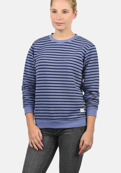 Blend She Sweatshirt in blau, Produktansicht