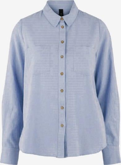 Y.A.S Hemd 'YASZIKKI' in blau, Produktansicht