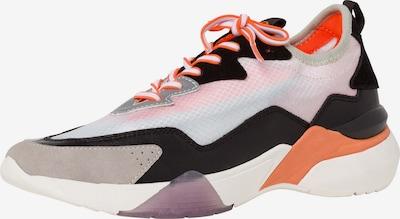 s.Oliver Sneaker in taupe / schwarz / weiß, Produktansicht