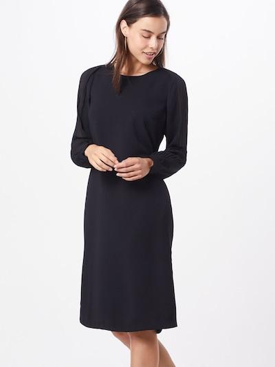 APART Kleid in schwarz, Modelansicht