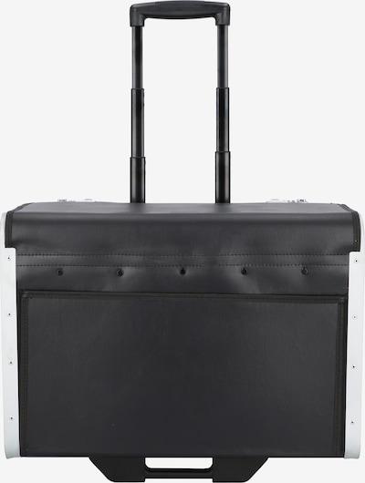 Alassio Aktenkoffer in schwarz, Produktansicht