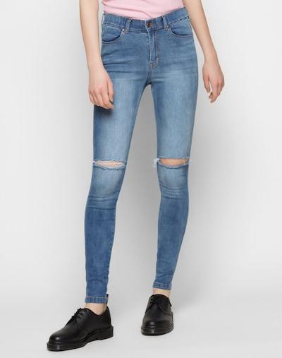 Dr. Denim 'Lexy' Skinny Jeans in stone, Modelansicht