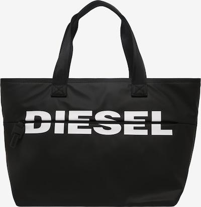"""fekete DIESEL Shopper táska '""""BOLDMESSAGE"""" F-BOLD SHOPPER I', Termék nézet"""