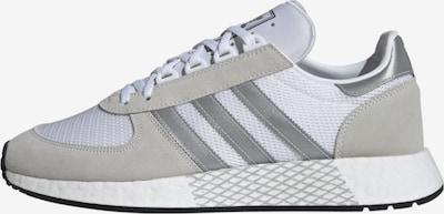ADIDAS ORIGINALS Sneaker in grau / silbergrau / weiß, Produktansicht