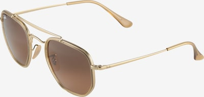 Ray-Ban Zonnebril 'THE MARSHAL II' in de kleur Goud, Productweergave