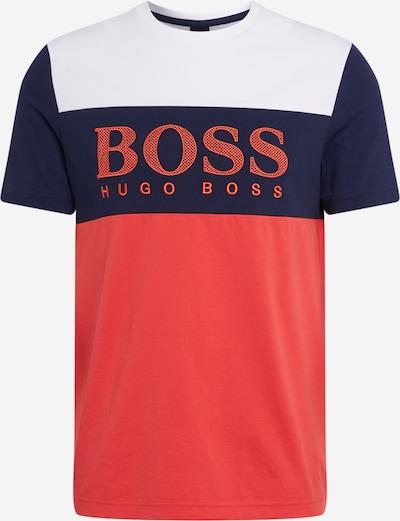BOSS ATHLEISURE Tričko 'Tee 6' - červené, Produkt