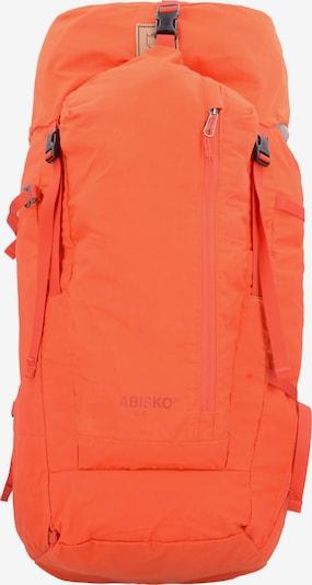 Fjällräven 'Abisko Hike 35' Wanderrucksack in orange, Produktansicht