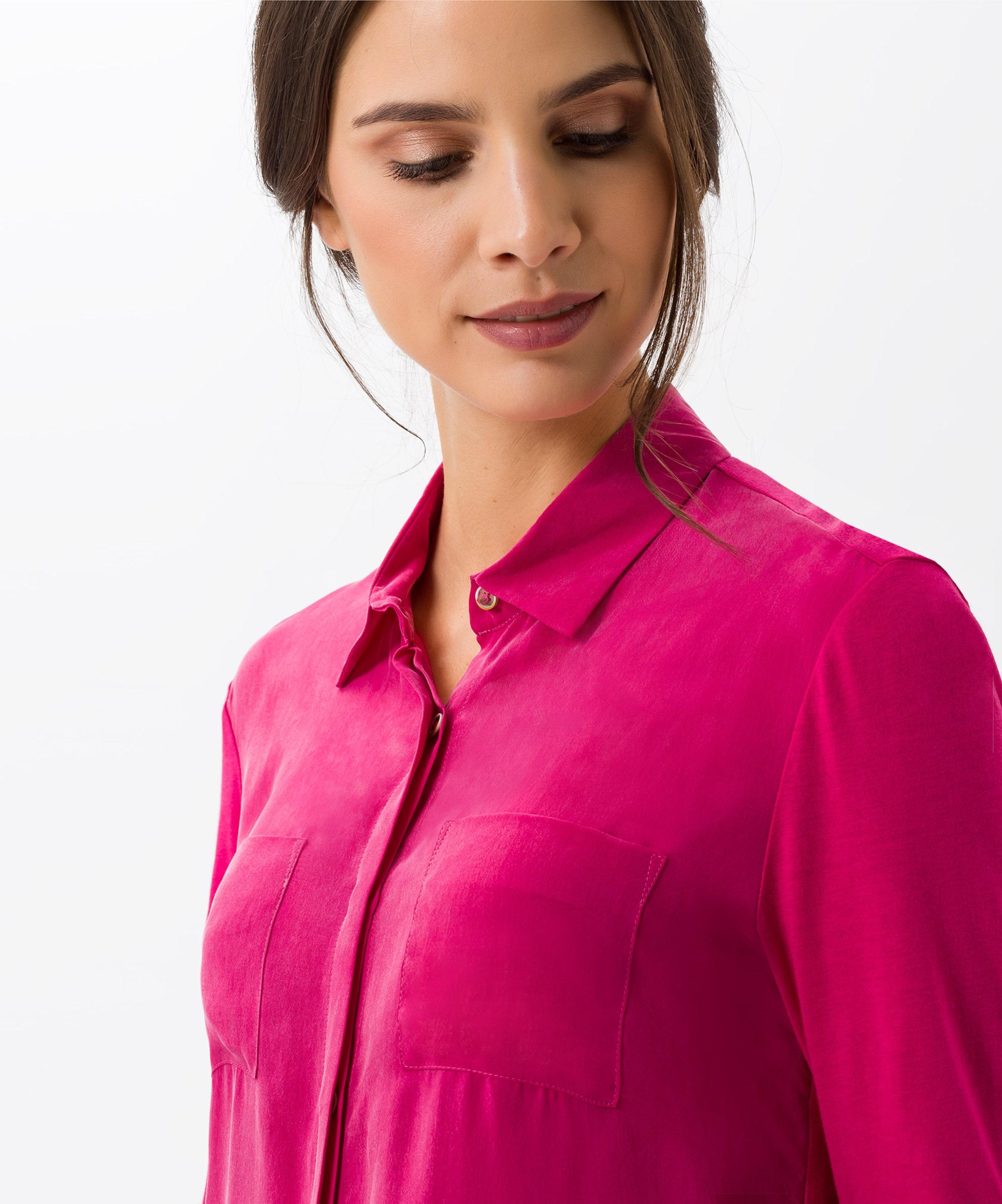 In 'victoria' Brax Pink Bluse Brax mn0Nv8w