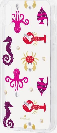 Swarovski Smartphonehülle 'Sea Life, 5474751' in mischfarben / weiß, Produktansicht
