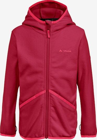 VAUDE Fleecejacke PULEX in pink, Produktansicht