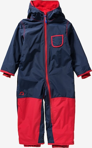 FINKID Athletic Suit 'Pikku' in Blue