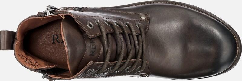 REPLAY Metic Stiefeletten Verschleißfeste billige Schuhe