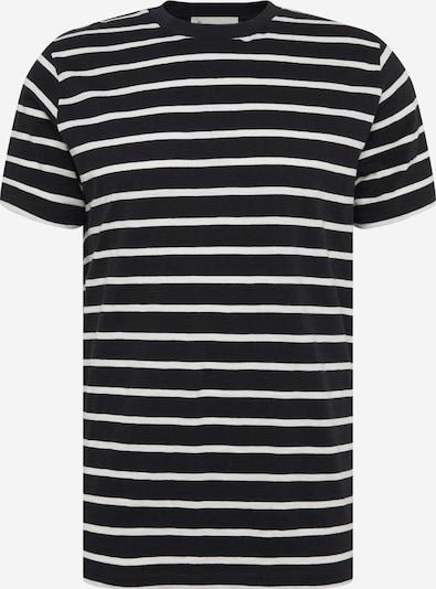 By Garment Makers T-Shirt in schwarz / weiß, Produktansicht
