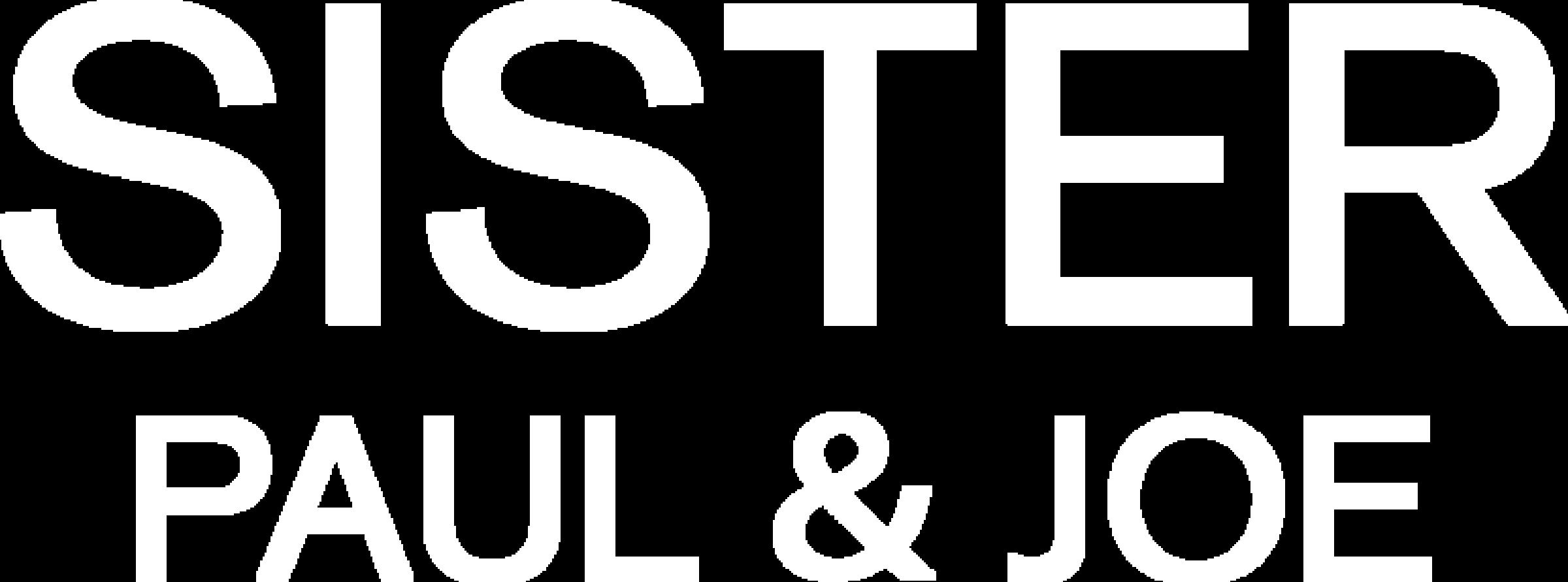 Paul & Joe sister Logo