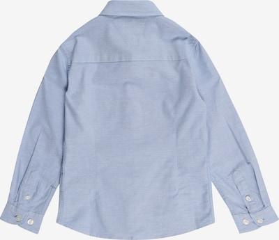 TOMMY HILFIGER Hemd in hellblau: Rückansicht