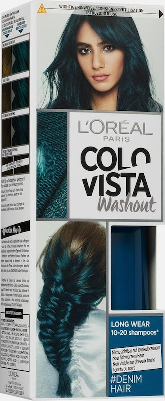 L'Oréal Paris COLOVIS WASHOUT 19