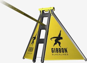 GIBBON Slackline 'Slackframe' in Gelb
