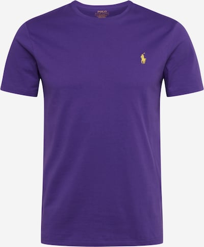 POLO RALPH LAUREN T-Shirt 'SSCNCMSLM2-SHORT SLEEVE-T-SHIRT' in lila, Produktansicht