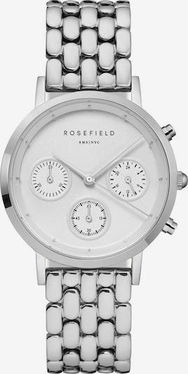 ROSEFIELD Uhr in silber, Produktansicht