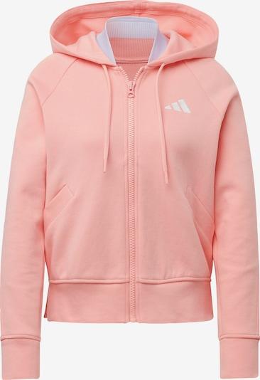 ADIDAS PERFORMANCE Sporta jaka ar kapuci pieejami rozā, Preces skats