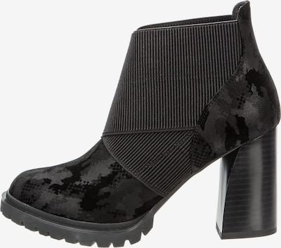 BETSY Ankle Boots in grau / schwarz, Produktansicht