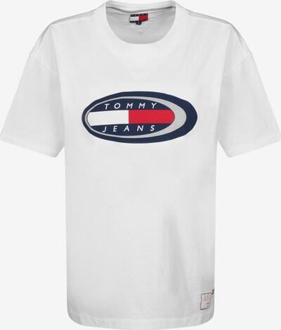 Tommy Jeans T-Shirt ' Summer Oval ' in weiß, Produktansicht