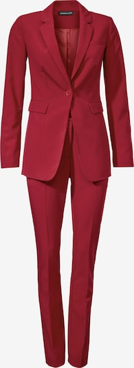 heine Hosenanzug, 2-teilig in rot, Produktansicht