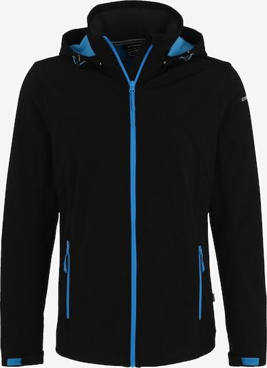 ICEPEAK Sportjacke 'LUKAS' in blau / schwarz, Produktansicht