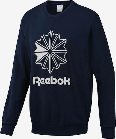 Reebok Classic Sweatshirt »AC FT BIG STARCREST« in marine, Produktansicht
