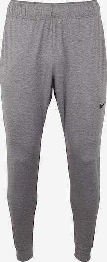 NIKE Sportske hlače 'Dry Hyper Dry' u siva melange, Pregled proizvoda