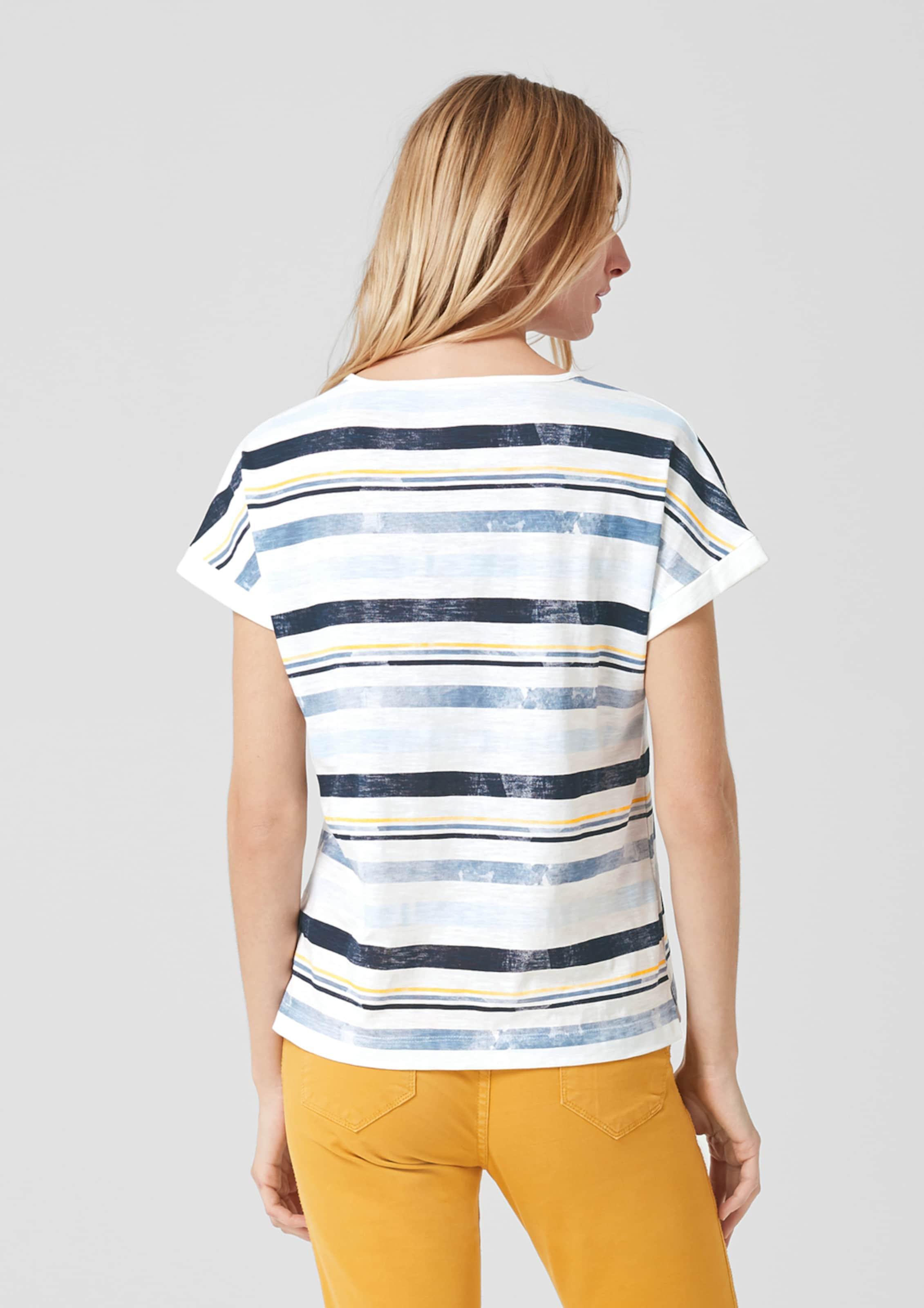 oliver In S Mischfarben Shirt OiTPkXZu