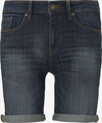 TOM TAILOR Jeanshosen 'Alexa' in blue denim: Frontalansicht