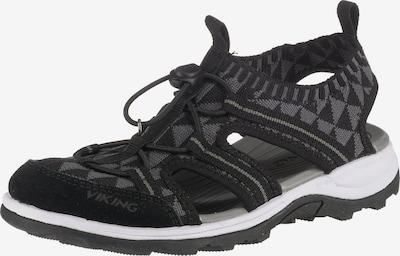 VIKING Sandalen 'Ulvik' in de kleur Zwart, Productweergave