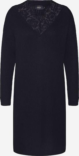 ONLY Pletena obleka 'ARONA' | črna barva, Prikaz izdelka