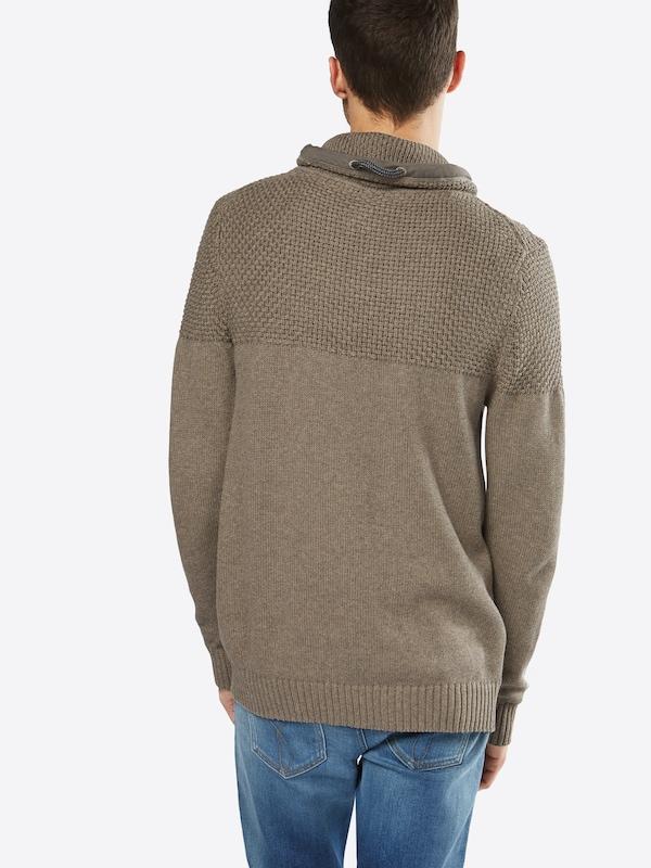 ESPRIT Pullover 'struc cowl nk'