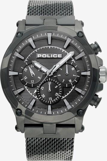 POLICE Uhr 'Taman, PL15920JSMB.02MM' in dunkelgrau, Produktansicht