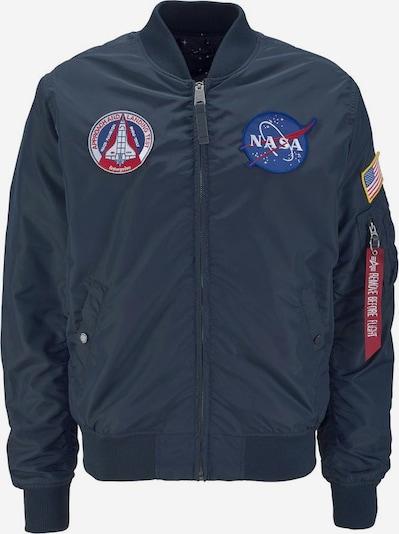 kék ALPHA INDUSTRIES Átmeneti dzseki 'MA-1 TT NASA REVERSIBLE II', Termék nézet