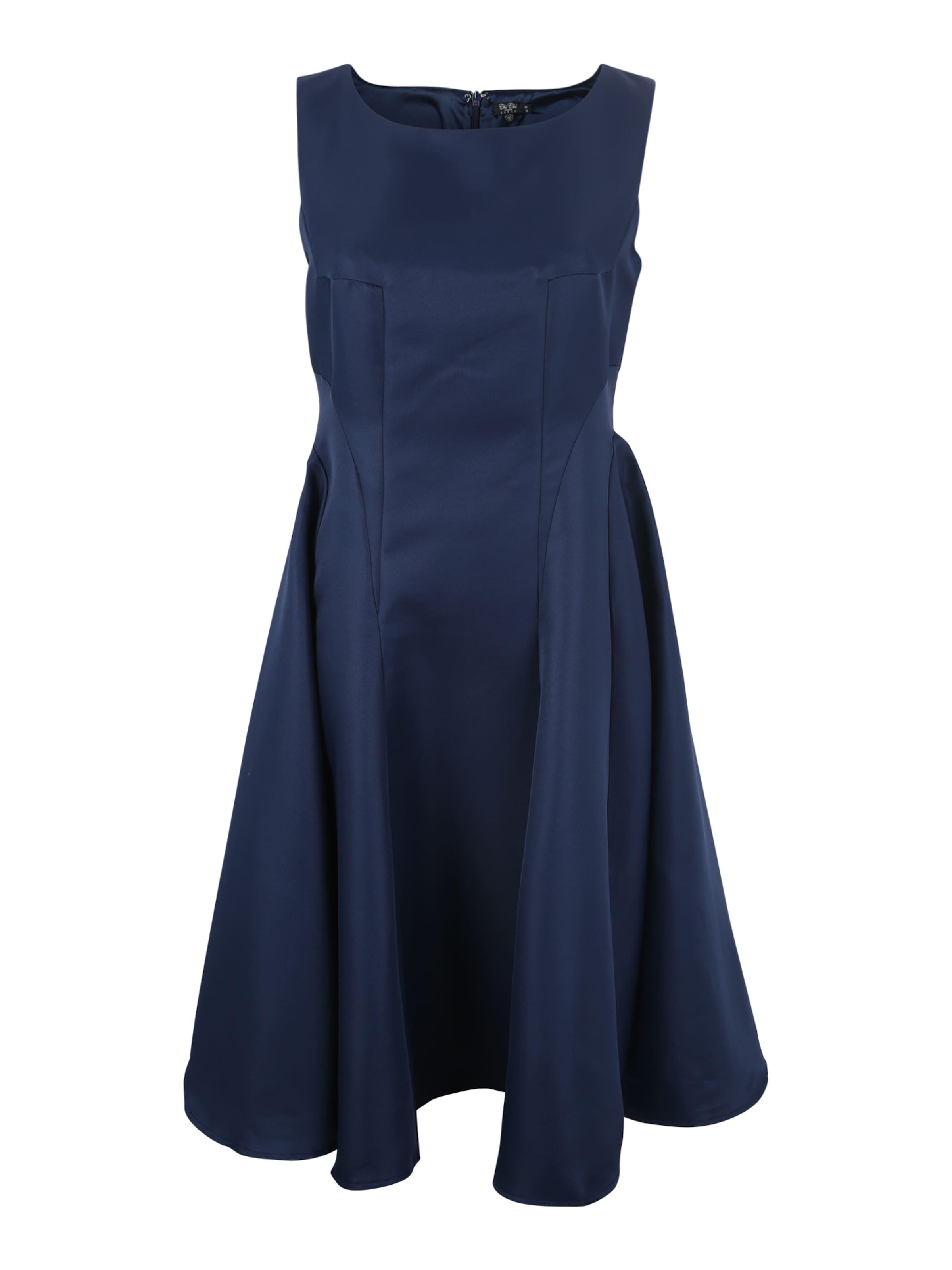 De Cocktail 'anthea' Chi Bleu En Curve Robe 3Lqc5SAj4R