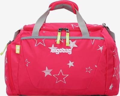 ergobag Sporttas in de kleur Geel / Grijs / Pink / Wit, Productweergave