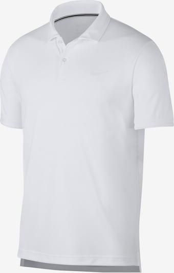 NIKE Tennis Polo 'M NKCT DRY TEAM' in weiß, Produktansicht