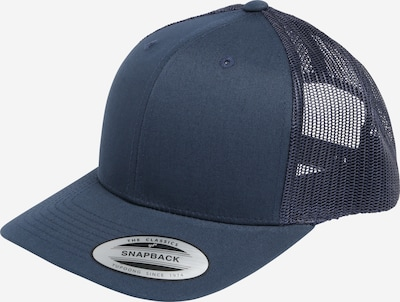 Cappello da baseball Flexfit di colore marino, Visualizzazione prodotti
