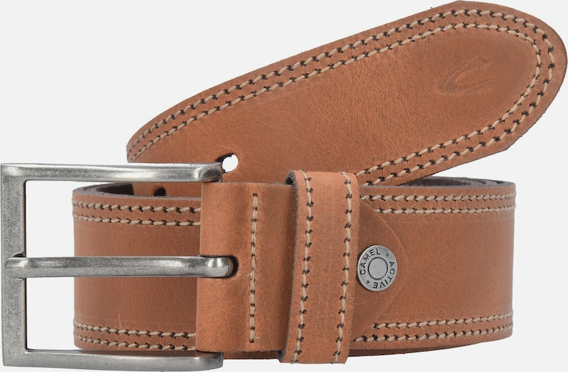 Camel Active Iii Belt Made Of Leather, 90 Cm