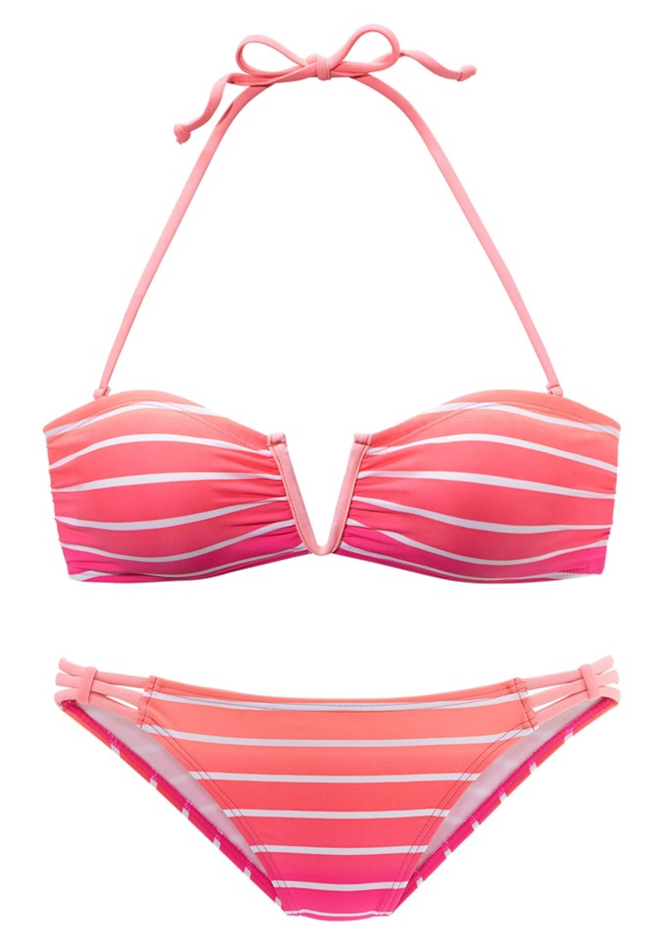 Rabatt Bilder Billig Verkauf Großer Verkauf VENICE BEACH Bandeau-Bikini AKfU4