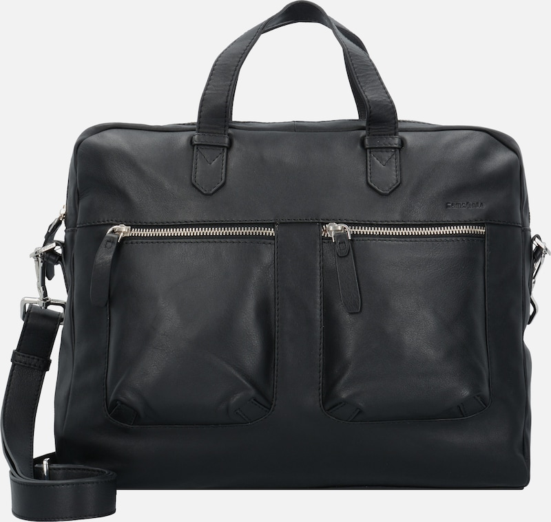 SAMSONITE Move Lth Businesstasche Aktentasche 37 cm Laptopfach