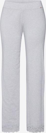 Skiny Pantalon de pyjama en gris chiné, Vue avec produit